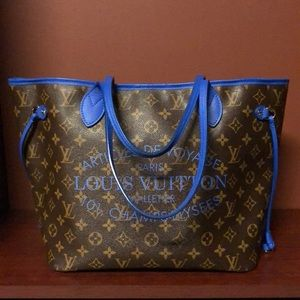 Louis Vuitton limited Edition Tote!
